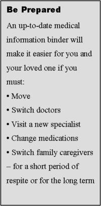 Take Care Text box 2